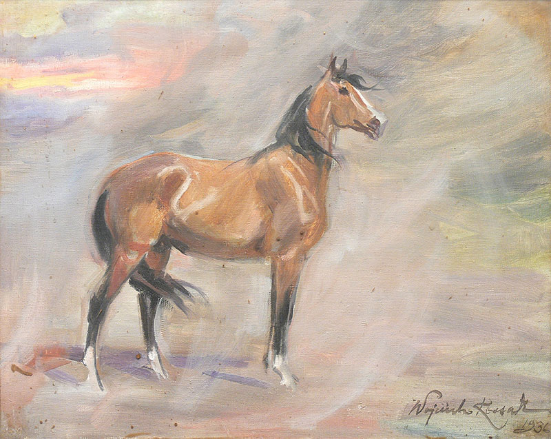 Koń, 1936 r.