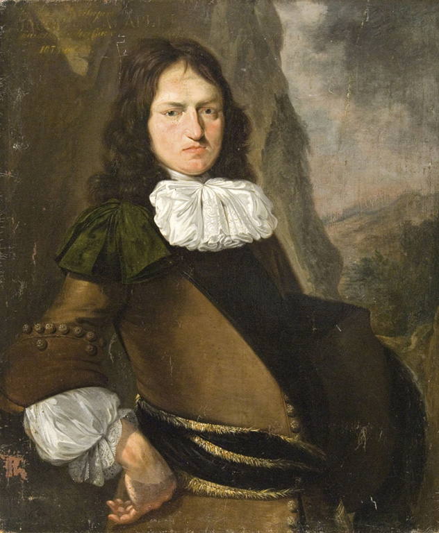 PORTRET JACOBA MALAPERT, 1673