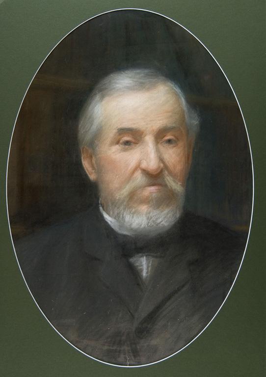 PORTRET KUTUZOWA?, XIX/XX w.