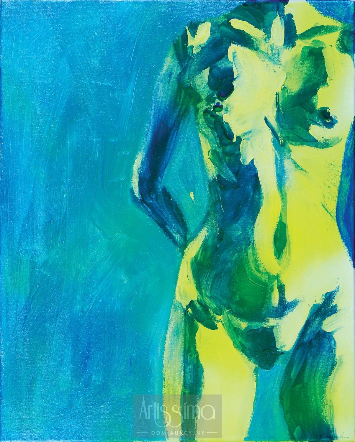 Nude, 2017