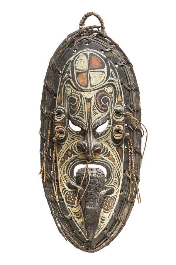 Maska Sevi, SEPIK ŚRODKOWY, Papua-Nowa Gwinea
