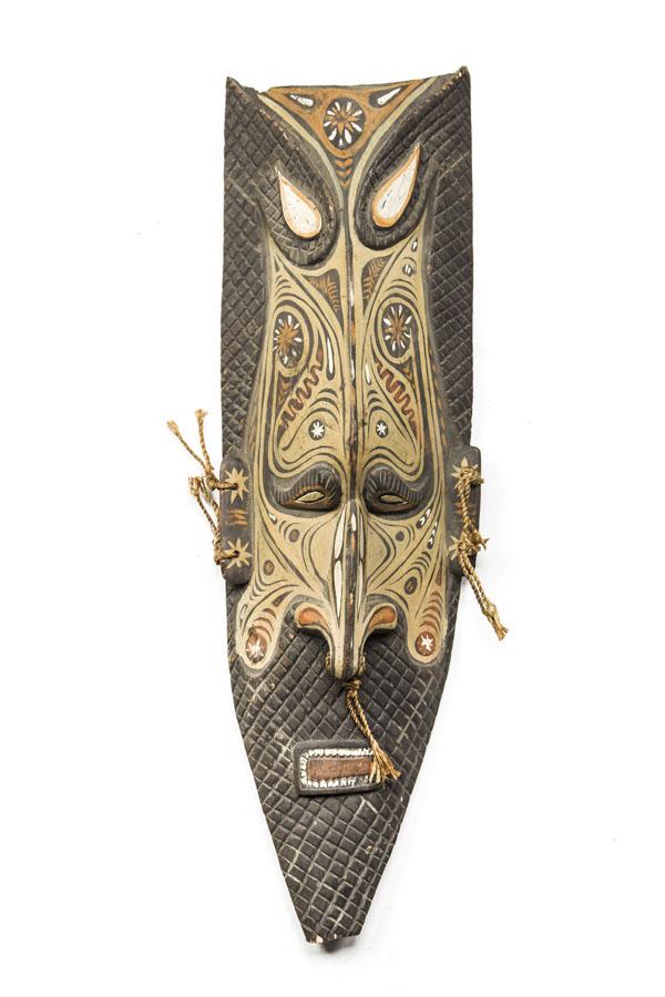 Maska przodkaSEPIK ŚRODKOWY, Papua-Nowa Gwinea