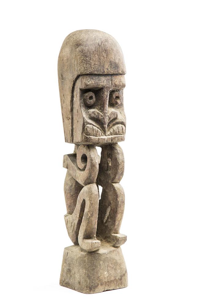 Figura przodka KORWAR, 1 poł. XX w., BIAK, Archipelag Wysp Schoutena, Papua Zachodnia