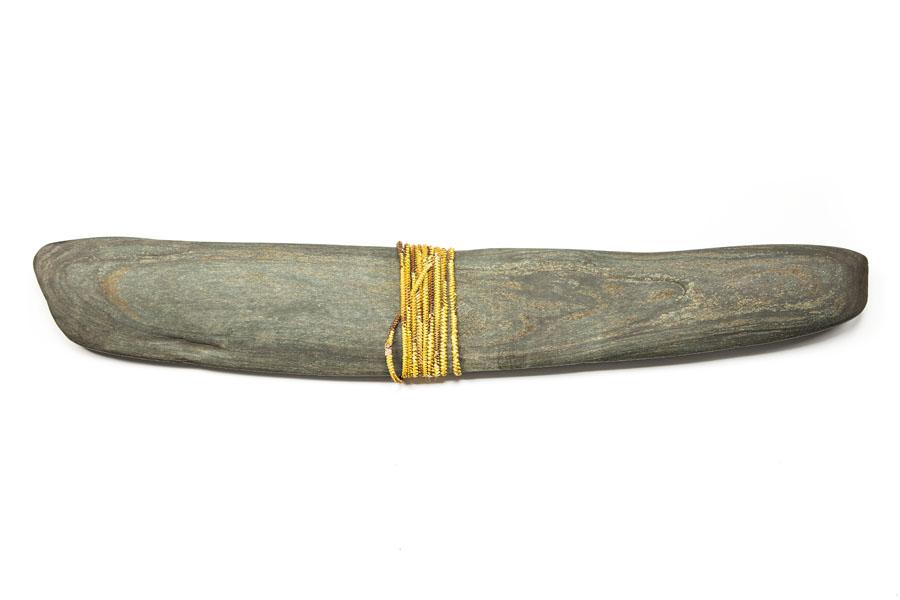 Kamień weselny, XIX/XX w., WAMENA, Papua-Nowa Gwinea