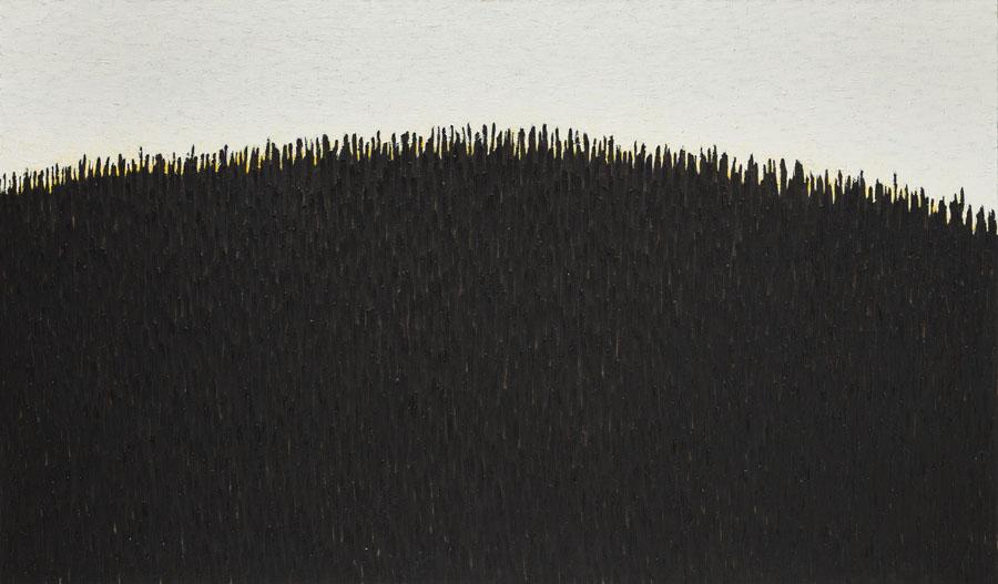 Czarne wzgórze, 1988-90 r.