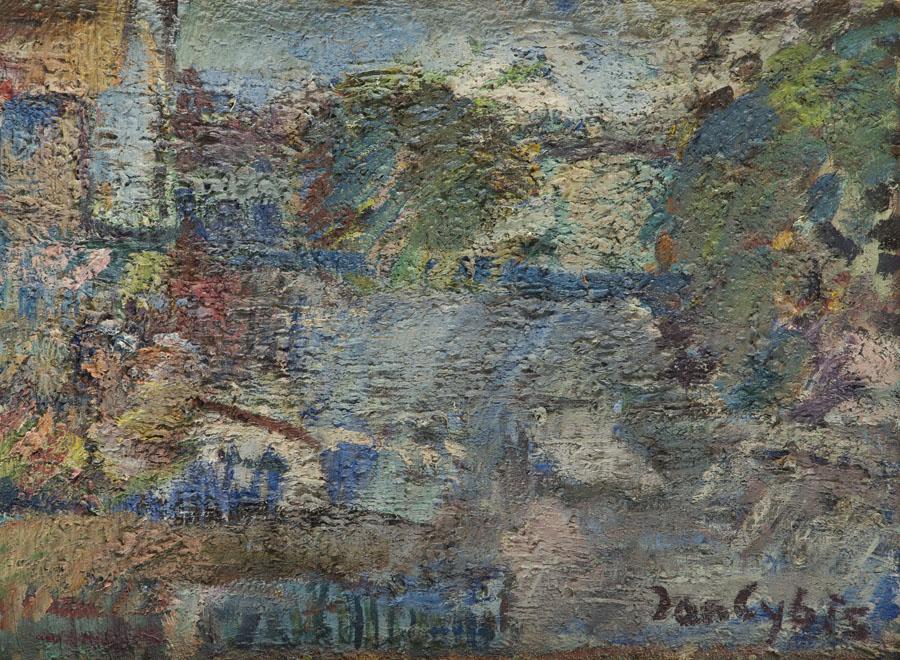 Grobla w Górze Kalwarii, 1951 r.