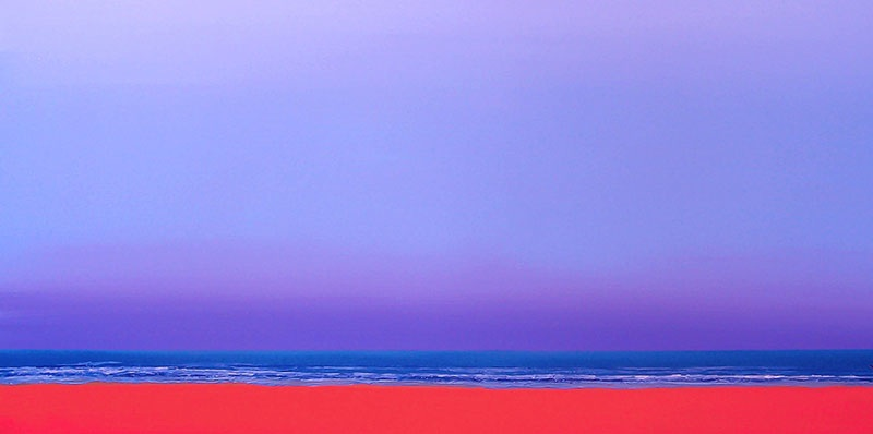 Pejzaż morski XLII, 2016