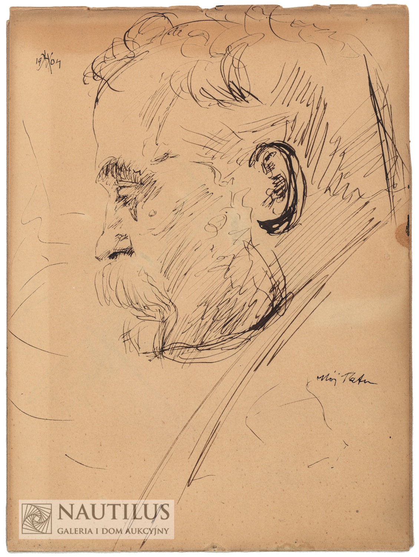 Portret ojca, 1904