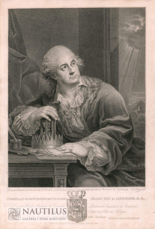 Bacciarelli Marcello (autor pierwowzoru), Fogg Anthony