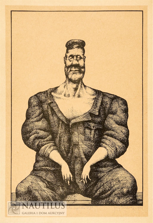 Chory Fachowiec, 1973