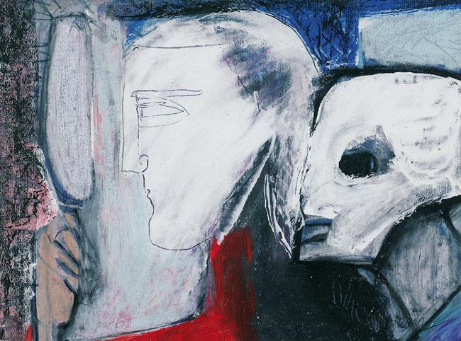 TANIEC ZE ŚMIERCIź, 2001