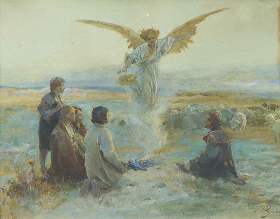 Zstąpienie anielskie