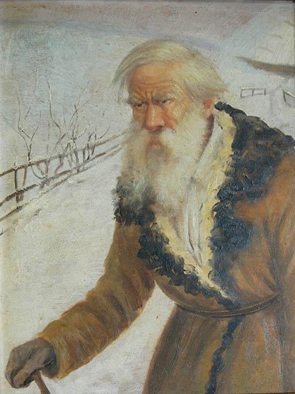 Starzec (wg T. Axentowicza)