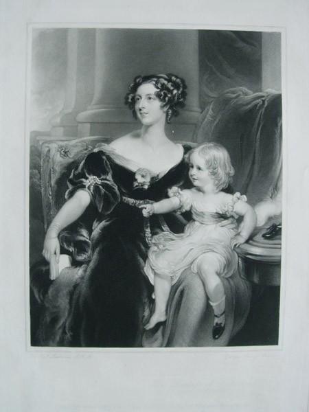 Portret księżnej Sutherland (1841)