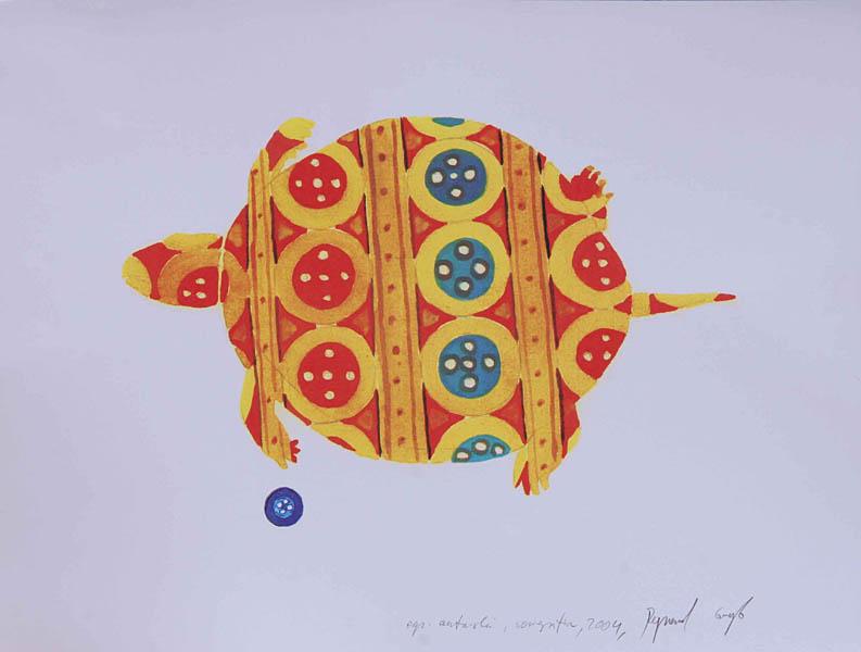 Żółw i guzik, 2004 r.