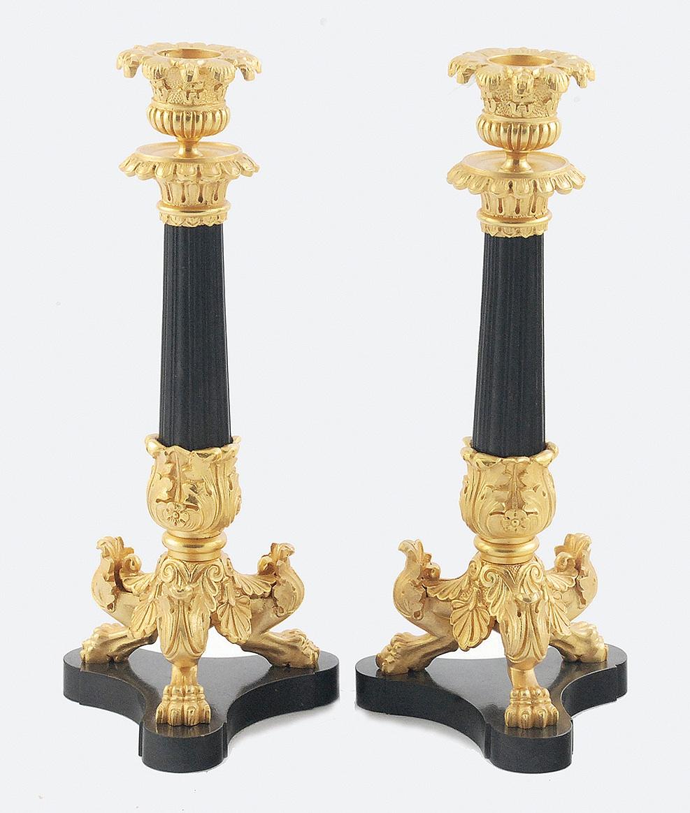 Para lichtarzy w tradycji II Cesarstwa