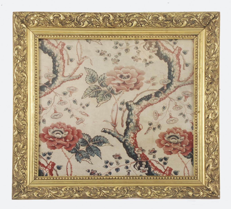 Fragment tkaniny dekoracyjnej