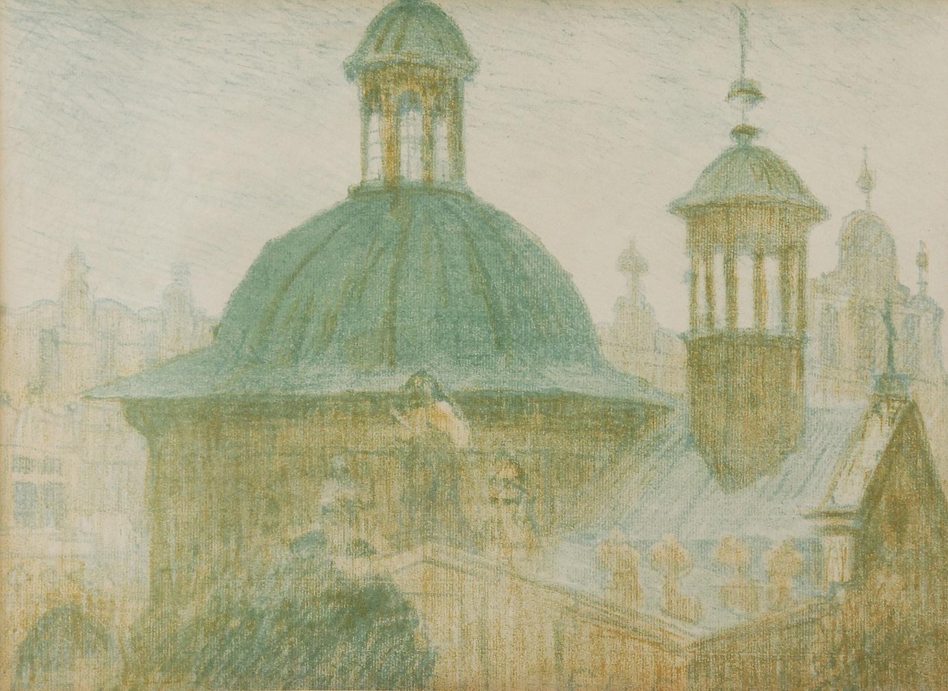 Kościół św. Wojciecha, 1911