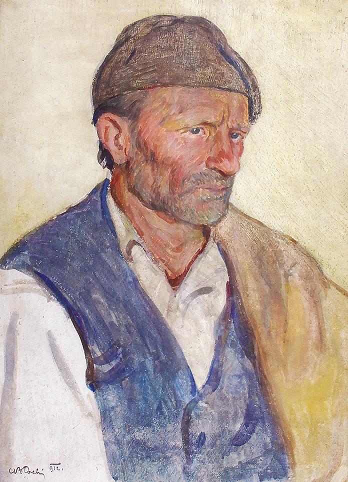 Sycylijczyk, 1912