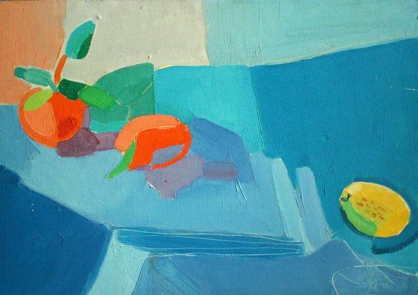 Dwie mandarynki (2004)