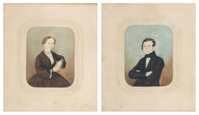 F. ROTHE, XIX w.