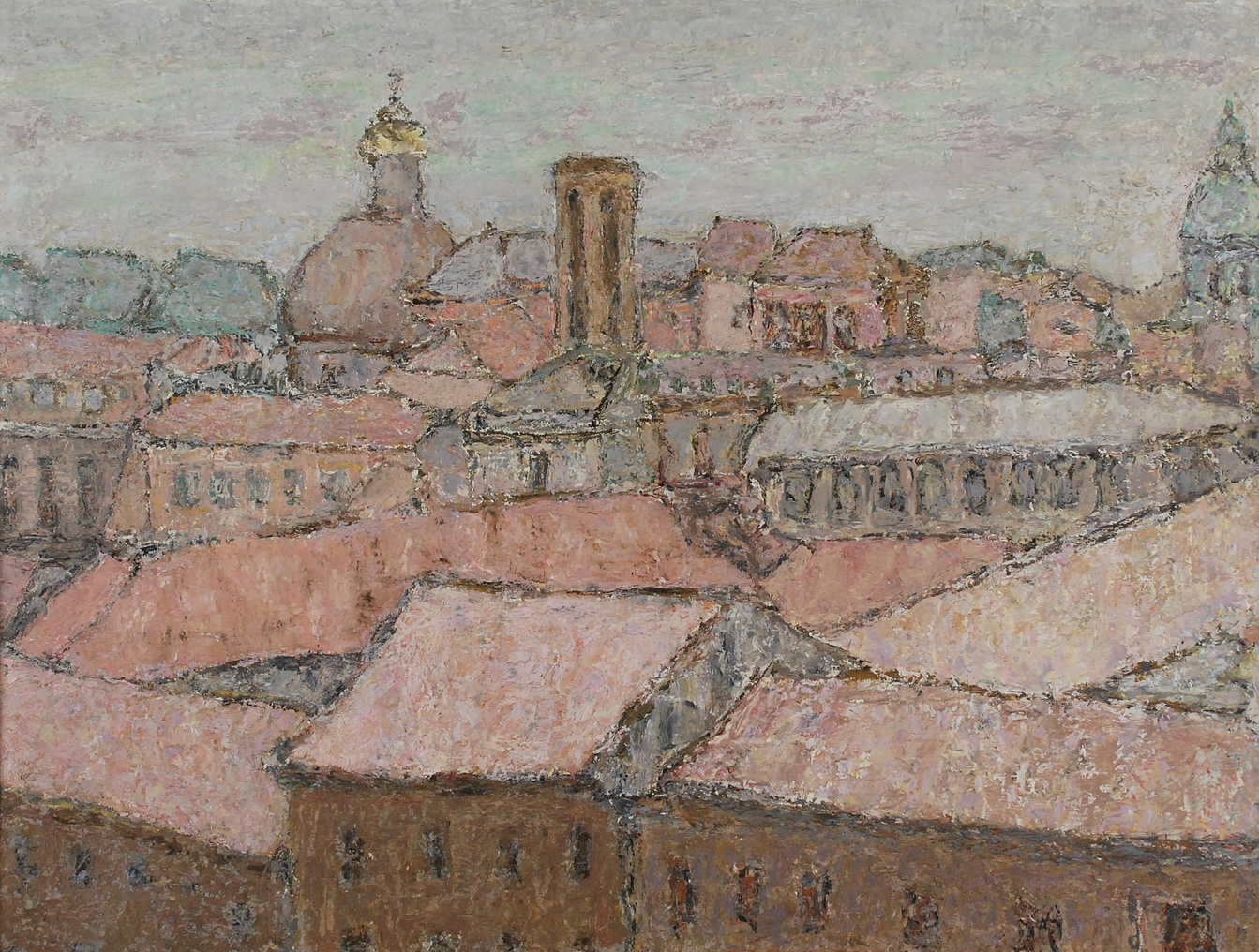 Dachy miasta