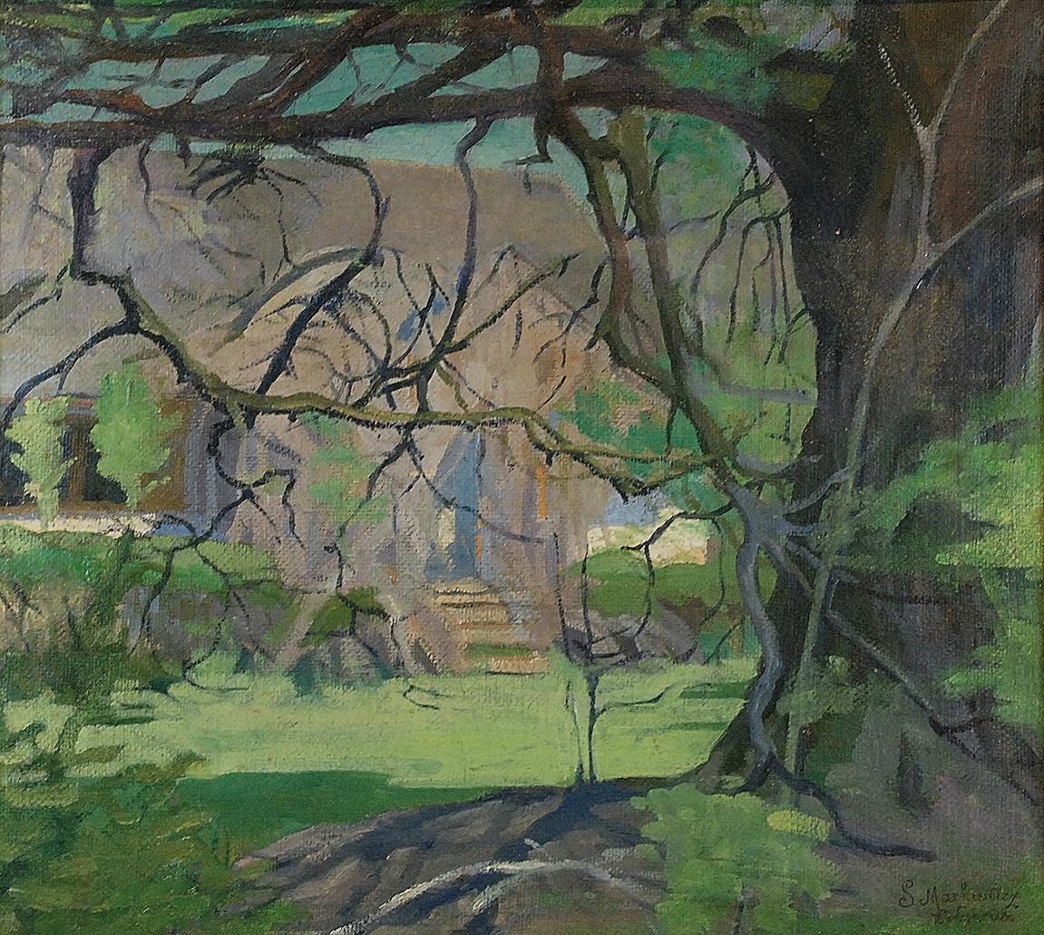 Dwór na Wołyniu, 1908
