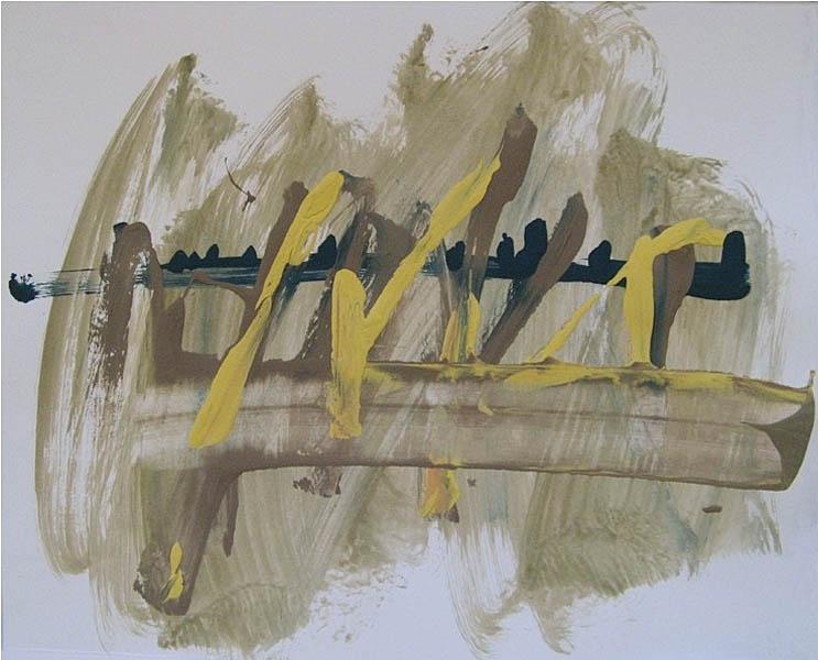 Pejzaż I (2007)