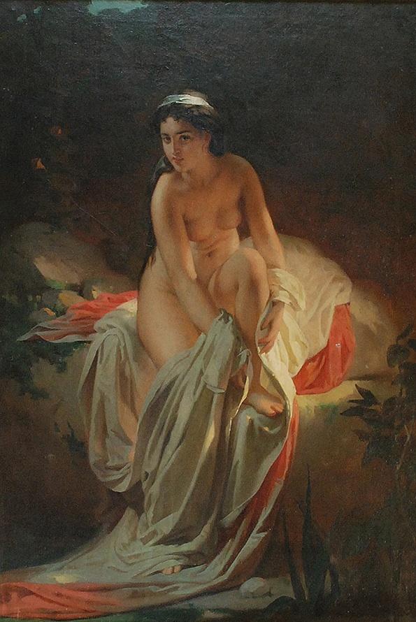 Malarz nieokreślony, francuski (?) XIX w.