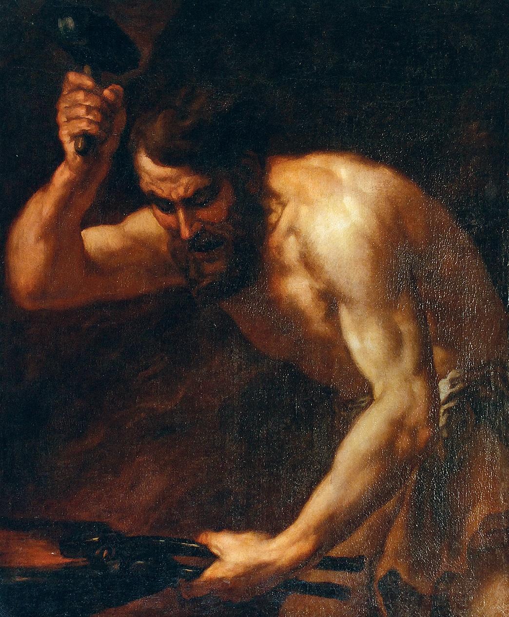 Malarz nieokreślony, włoski (genueński?), XVII w.