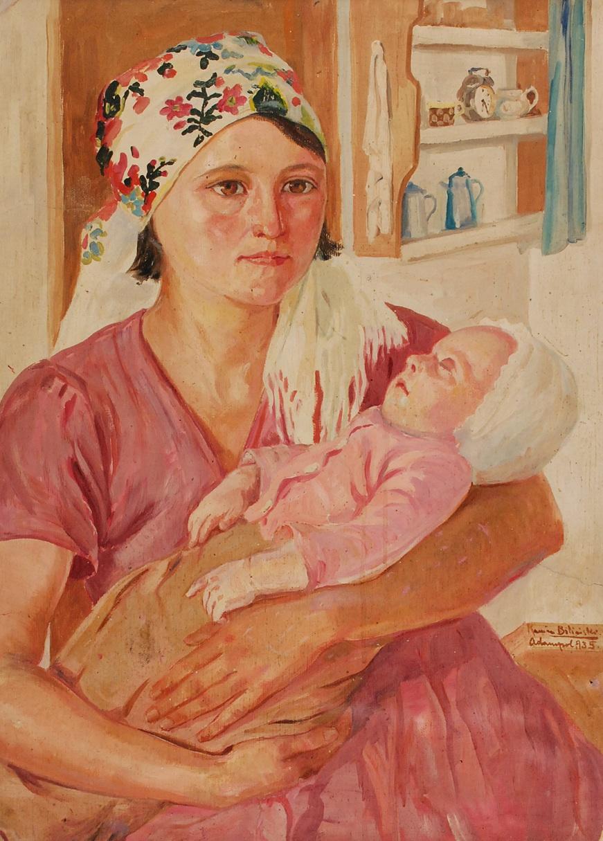 Maternita, 1935
