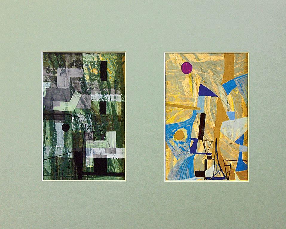 Kompozycje abstrakcyjne