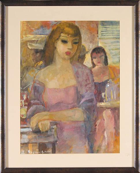 Kobiety w kawiarni