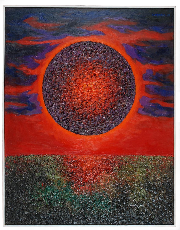 Gasnące słońce, 2003