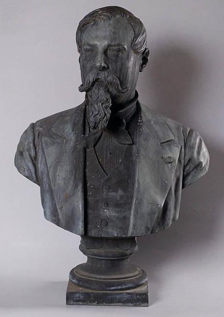 POPIERSIE MĘŻCZYZNY Z BARETKź LEGII HONOROWEJ, 1872