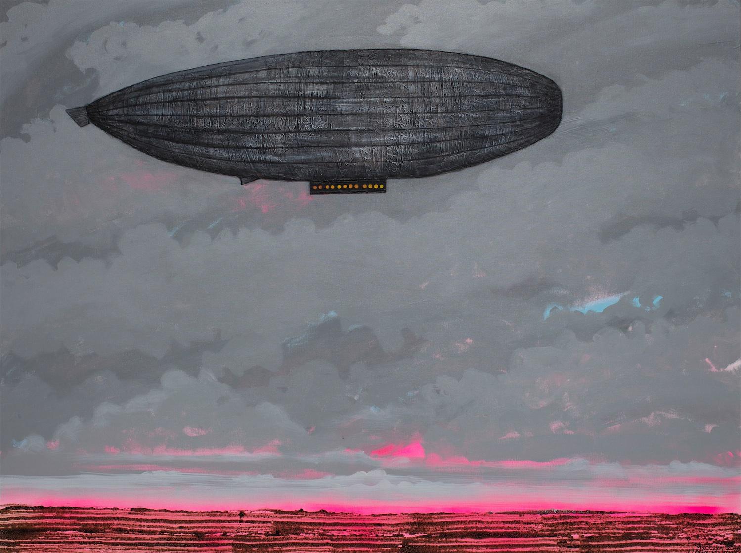 Czarny sterowiec, 2016