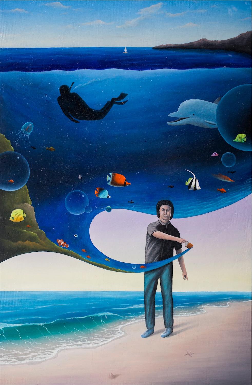 Świat podwodnych marzeń, 2016