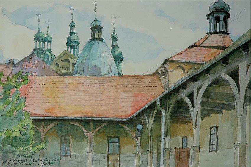 Kalwaria Zebrzydowska, 1997