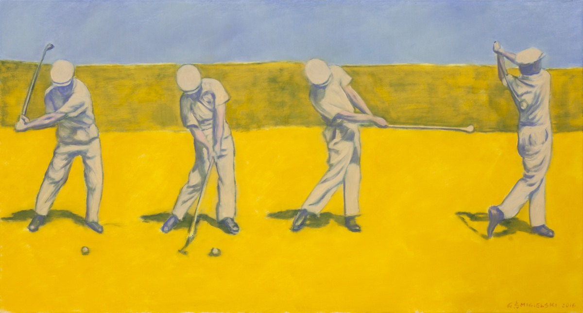 Golf, 2016