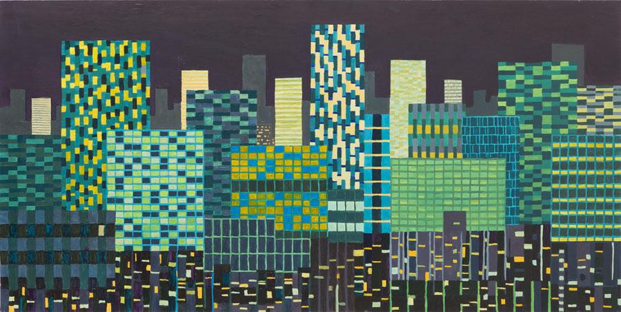 City 1, 2016 r.