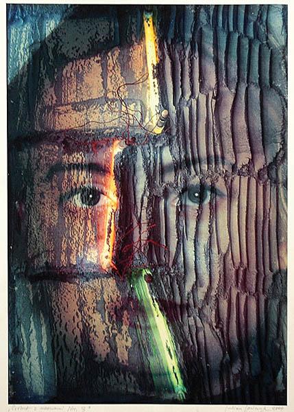 Portrety z neonami - Seria B