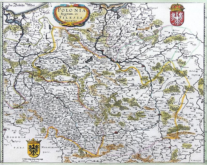 Polonia Regnum, et Silesia Ducatus