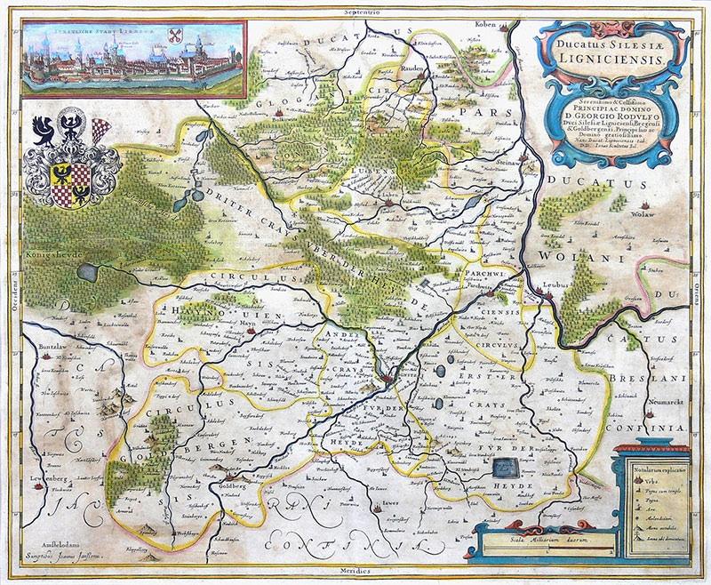 Jonas Scultetus (1603-1664), Joannes Janssonius (1588-1664)