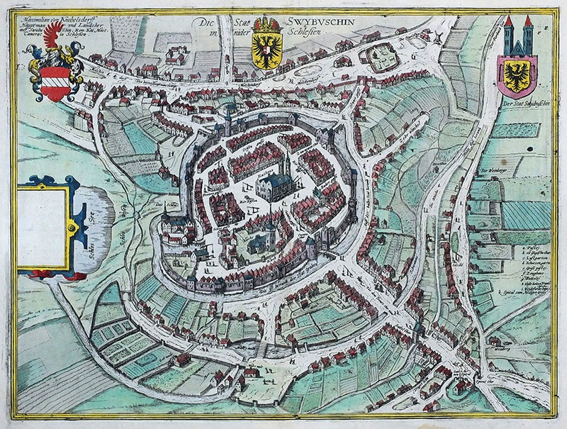 Georg Braun (1541-1622), Frans Hogenberg (ok. 1535-1590)