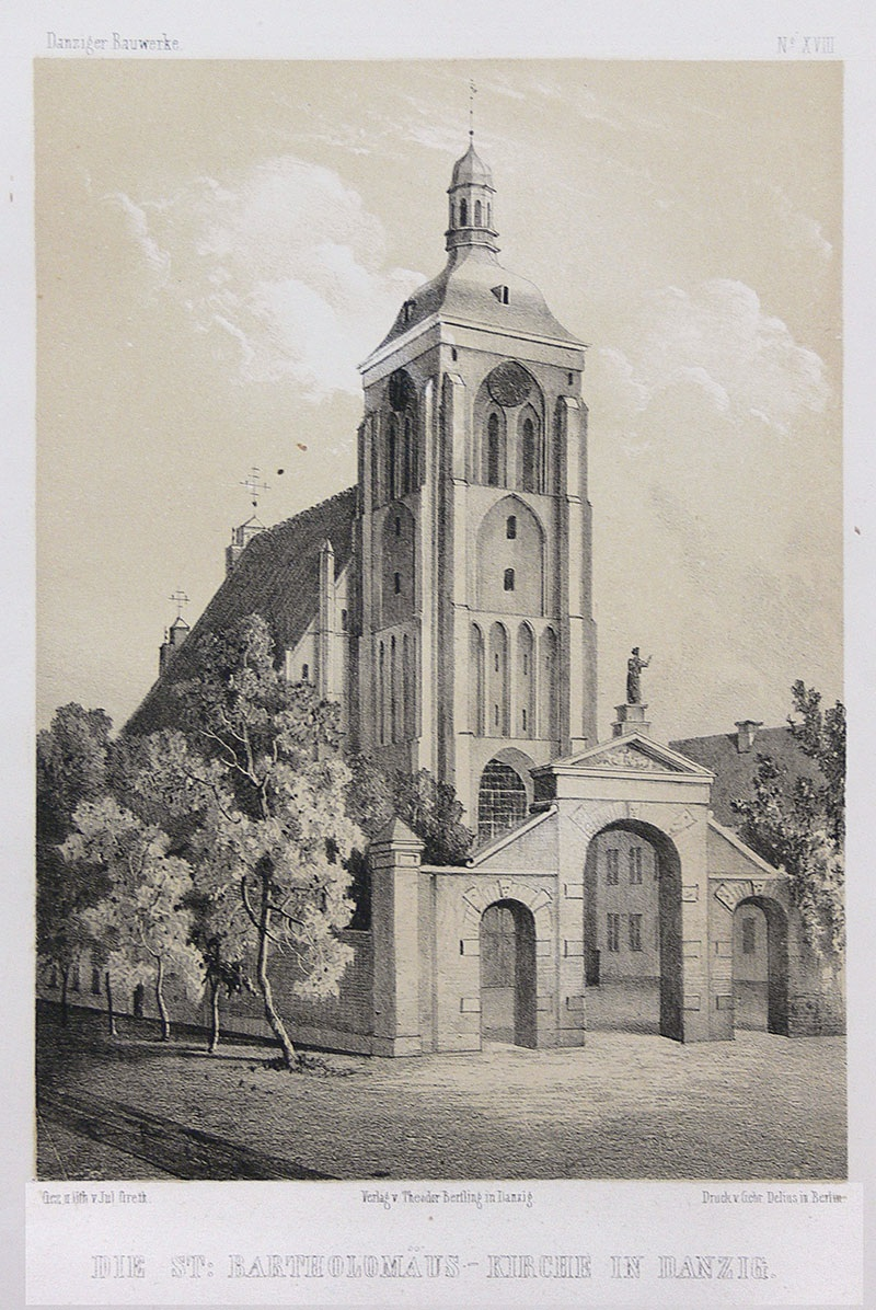 Kościół św. Bartłomieja w Gdańsku