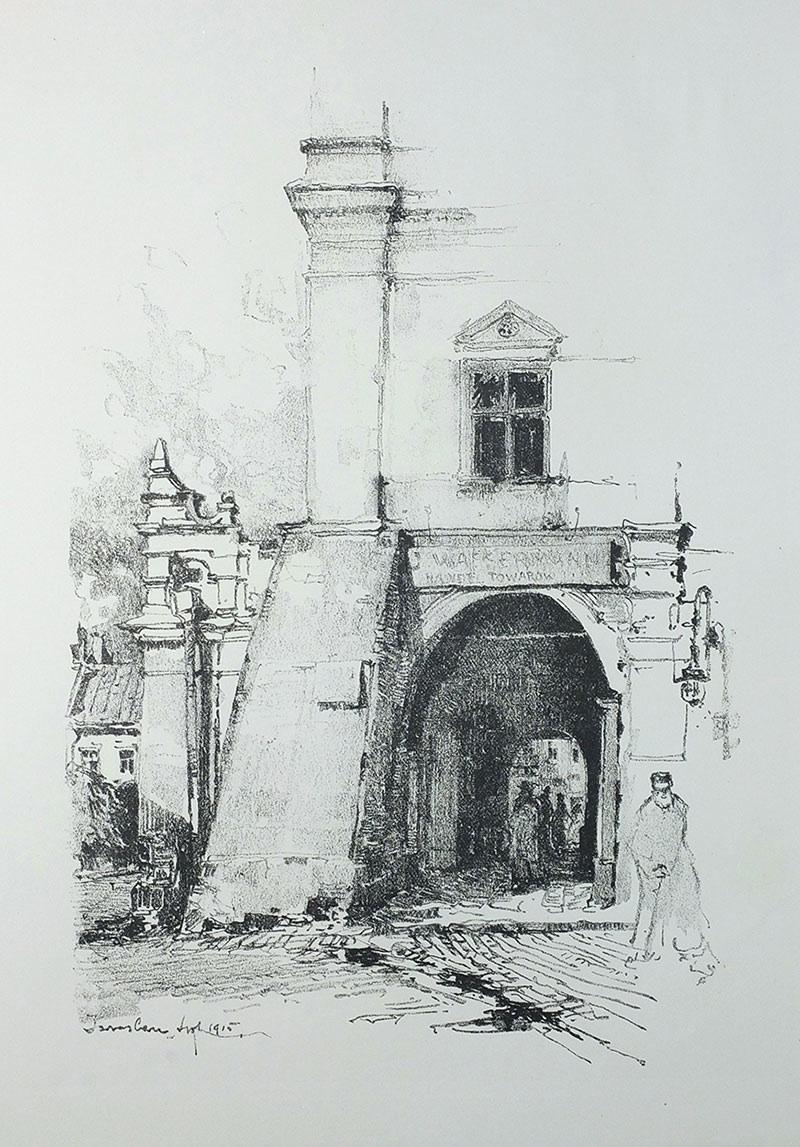Jaroslau, Das alte Stadthaus