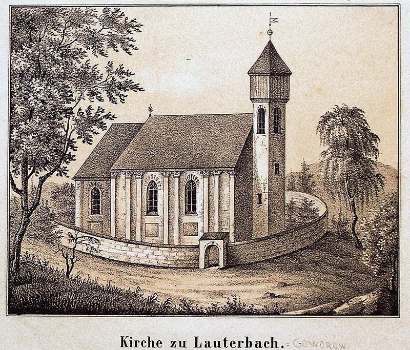 Kirche zu Lauterbach
