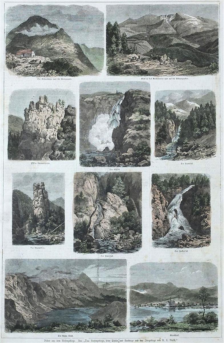 Bilder aus dem Riesengebirge...