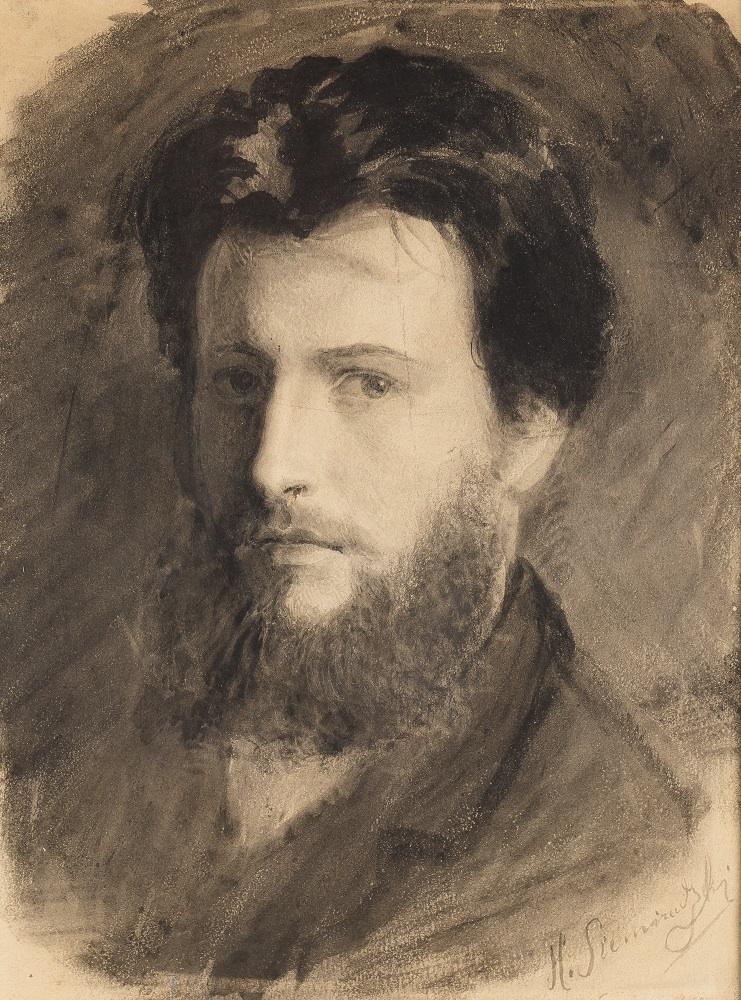 Portret młodego mężczyzny (Autoportret artysty?)