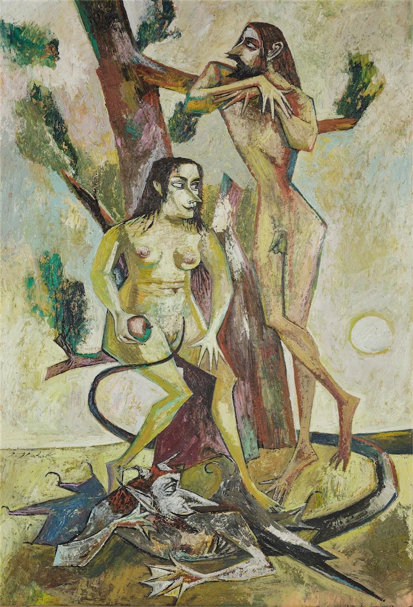 Adam i Ewa, 1999-2000